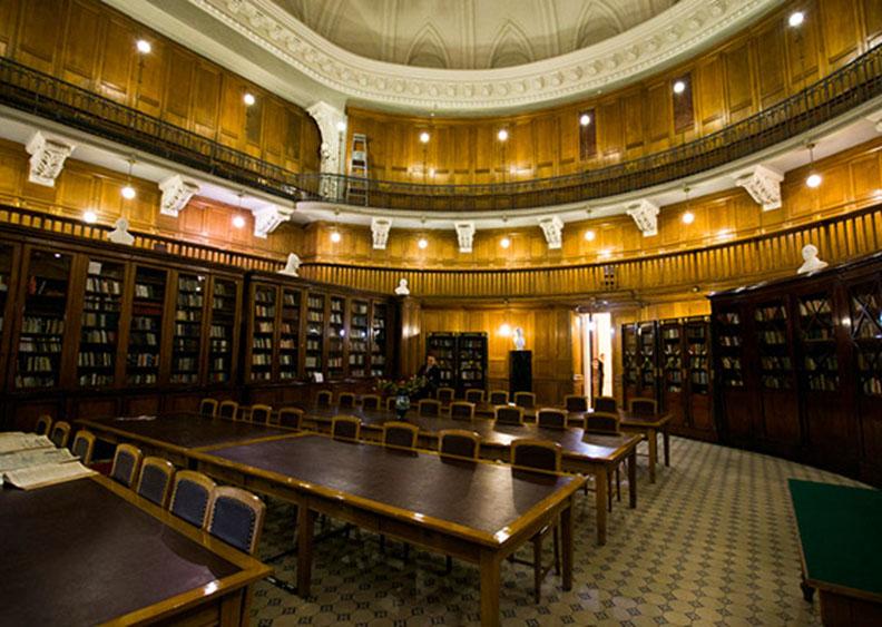 Военная историческая библиотека Генерального штаба Вооруженных Сил Российской Федерации