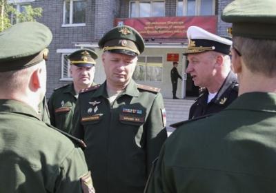 полковник Михаил БАРЫШЕВ