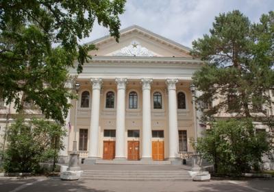 Дом офицеров Благовещенск