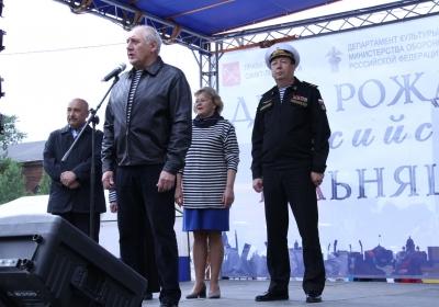 ЦВММ отпраздновал День рождения российской тельняшки