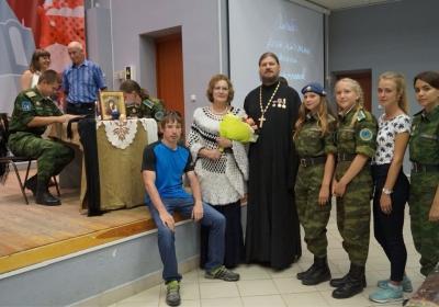 заслуженная артистка Российской Федерации Наталья Пярн