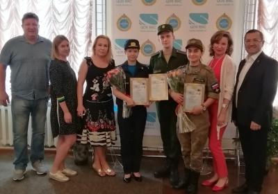 ЦОК ВКС наградил победителей творческих конкурсов