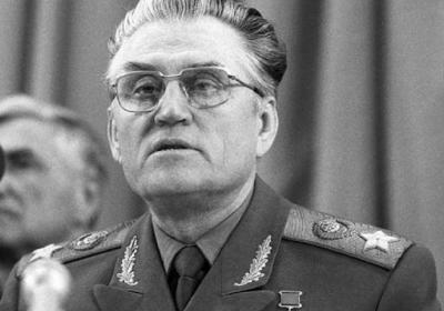 маршал Петров Василий Иванович