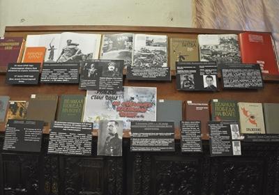 В Военно-медицинском музее