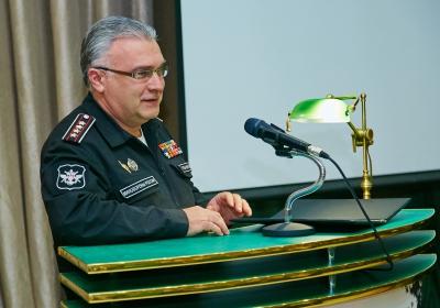 А.Губанков, Департамент культуры МО РФ