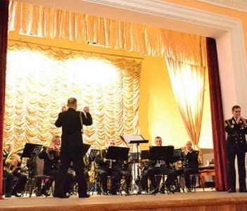 военный оркестр ВМБ