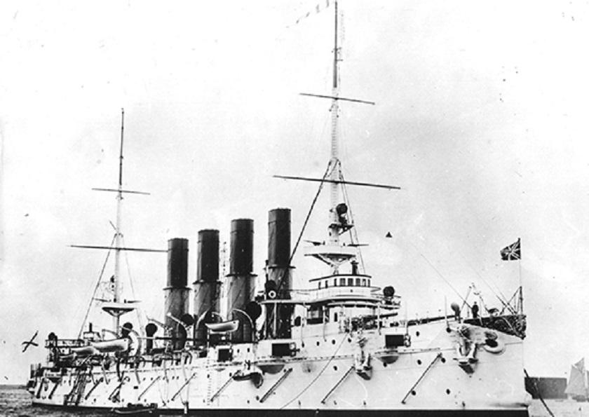 крейсер «Варяг»