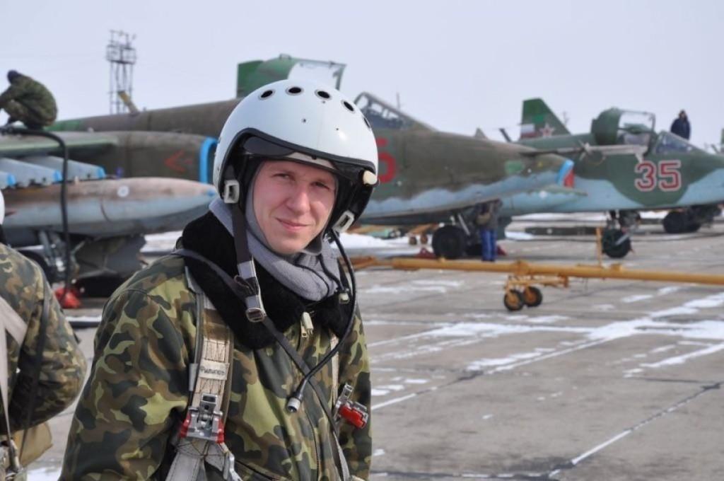 летчик Роман Филипов