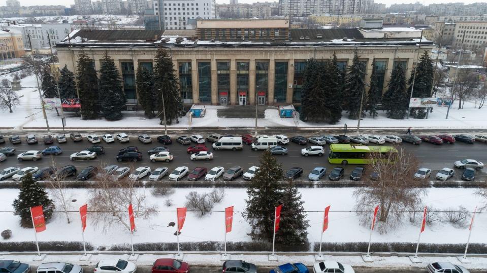 Волгоградский Дом офицеров