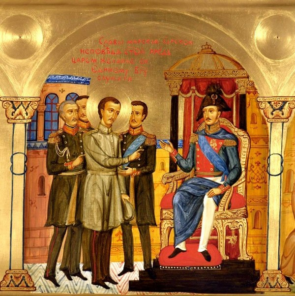 Военный инженер и святитель Игнатий
