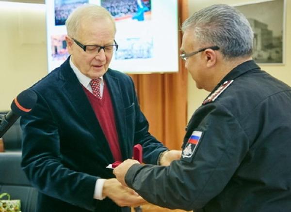 начальник Управления культуры Минобороны России Антон Губанков