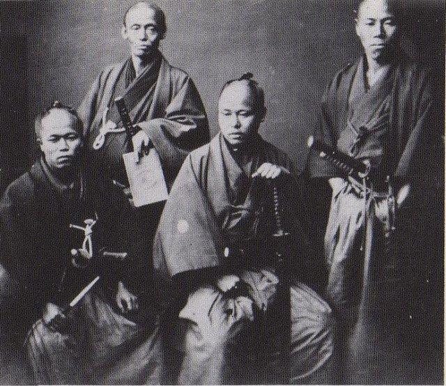 Самураи и казаки. Честь и мужество