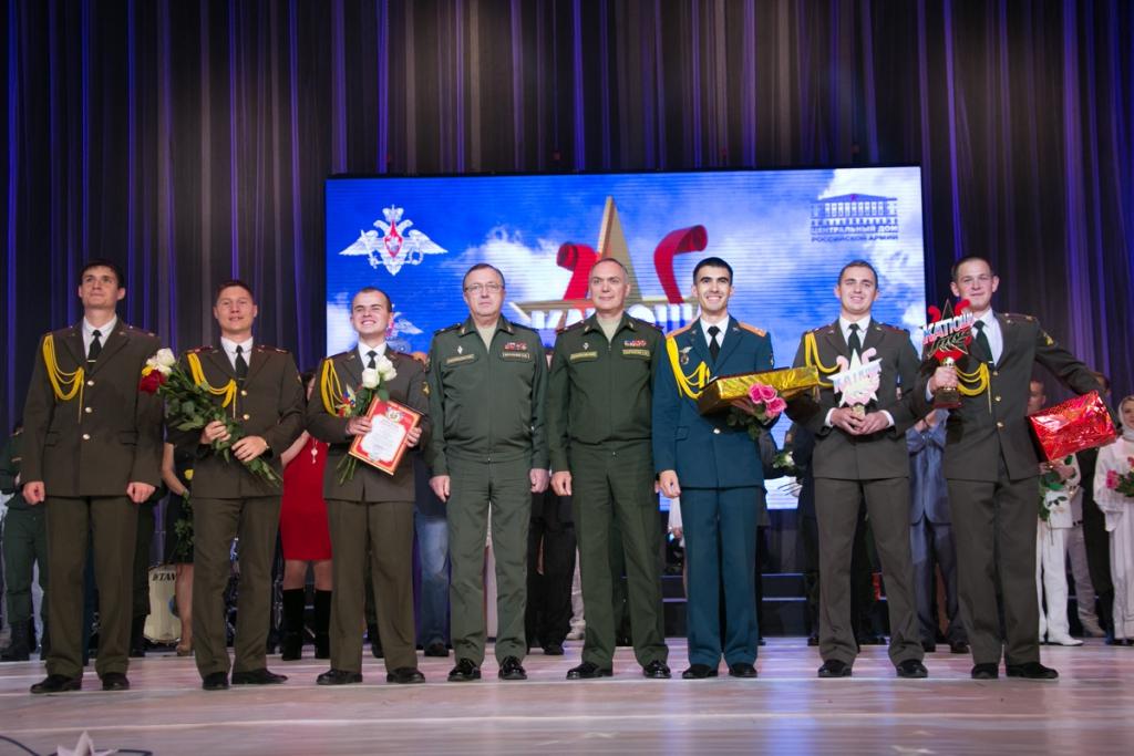 Победители XI Фестиваля военной песни «Катюша»