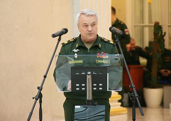статс-секретарь — заместитель Министра обороны Николай Панков
