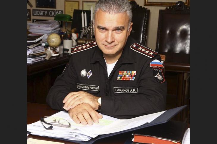 Антон Губанков