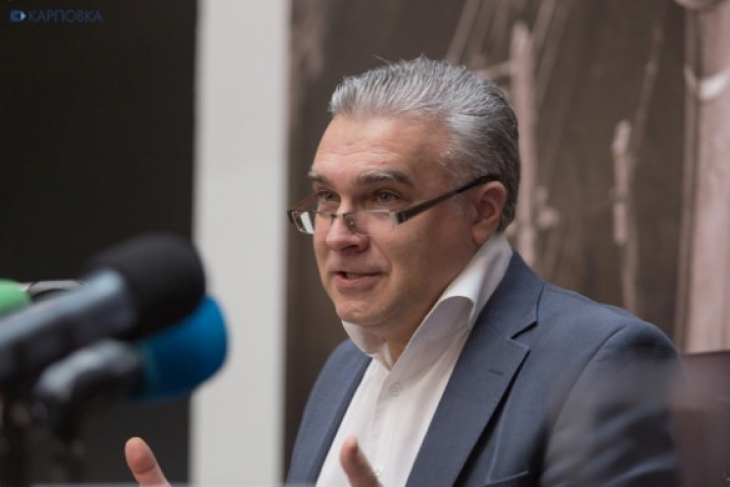 Антон Губанков, начальник управления культуры Минобороны России