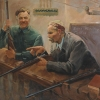 Горький и Ворошилов