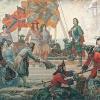 Чествование «дедушки Российского флота»