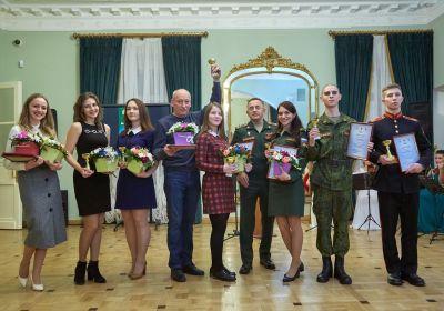 победители конкурсов «Родная Армия» и «Армейский калейдоскоп»