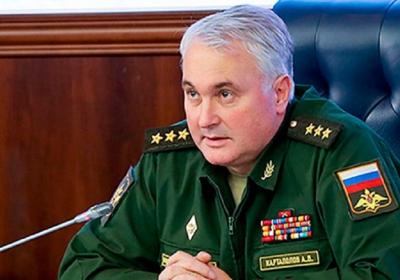 генерал А.Картаполов