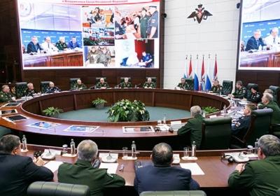 Коллегия Министерства обороны России