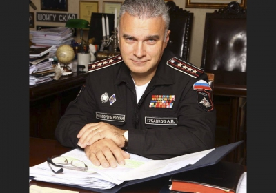 Антон Губанков, начальник управления культуры Министерства обороны