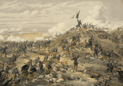 Атака малахова кургана