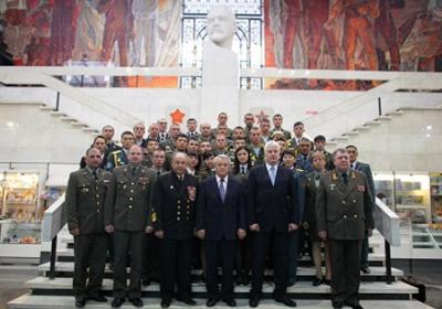 Воин Содружества 2012