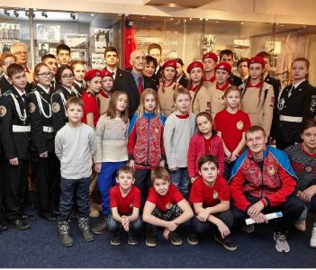 Музей спортивной славы ЦСКА