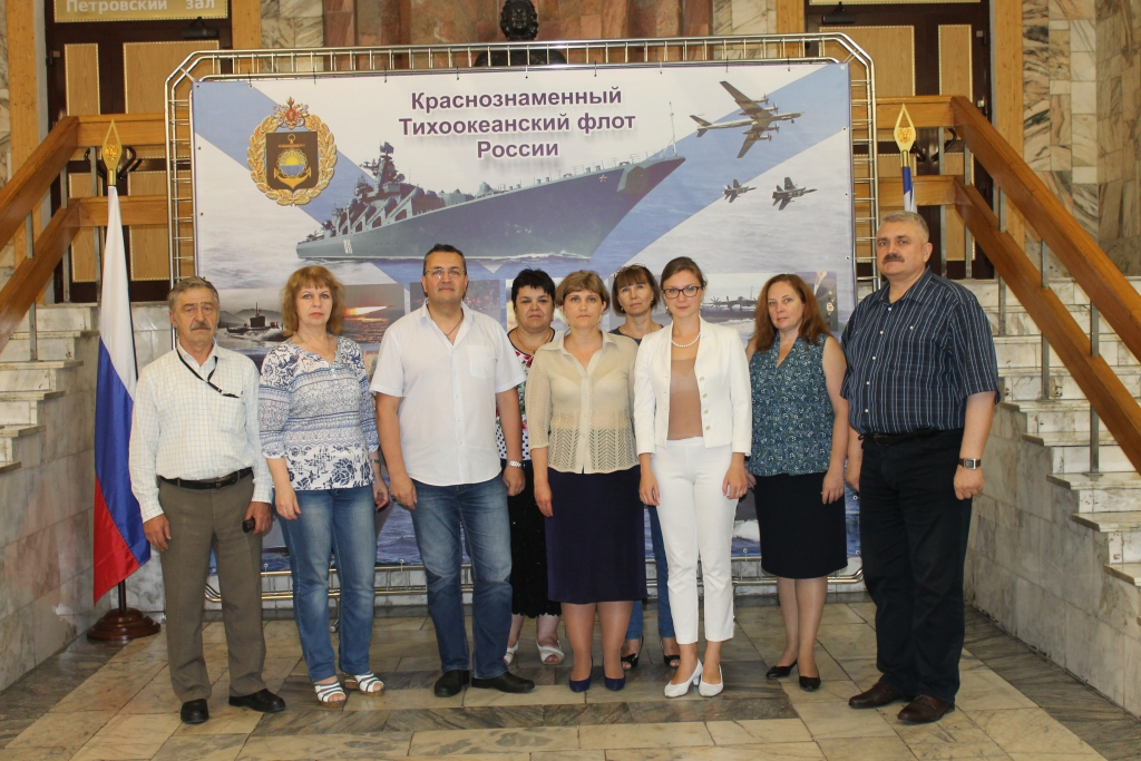 Дом офицеров Владивосток