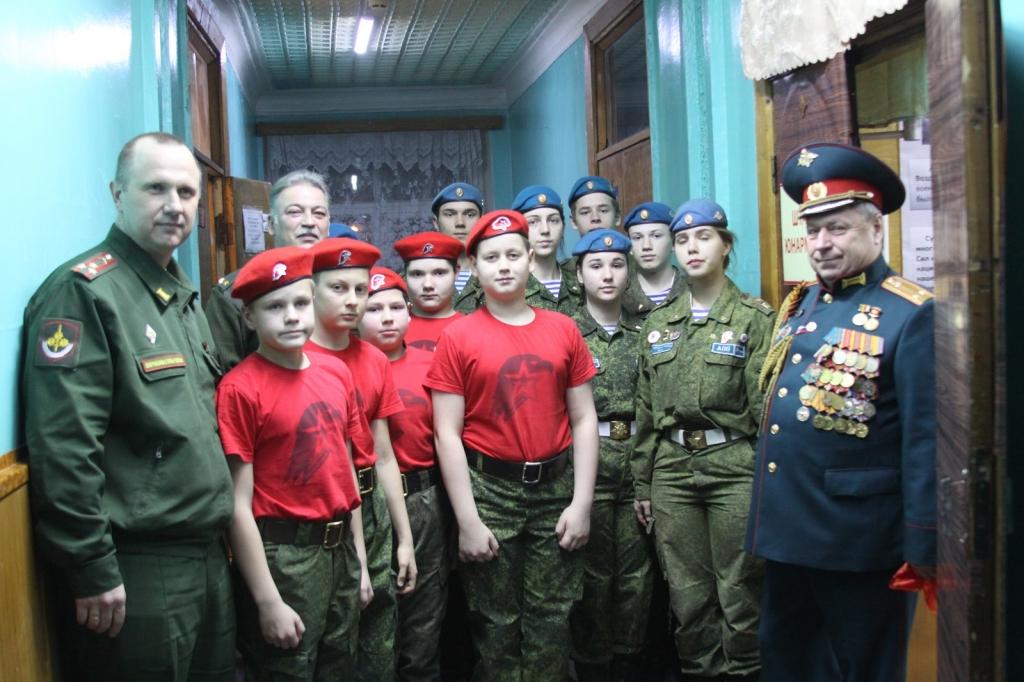 Дом офицеров Белогорского гарнизона