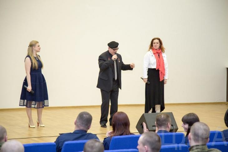 Творческая группа Центрального Дома Российской Армии