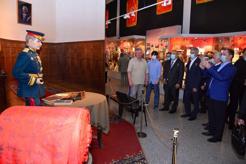В ЦМВС открылась выставка «Полководцы Победы»
