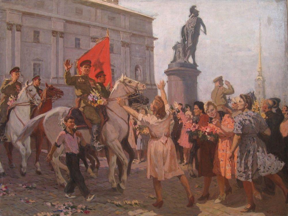 Выставка «Дорогами суворовских побед» в День воинской славы России