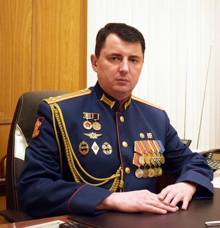 Полковник Игорь Механиков