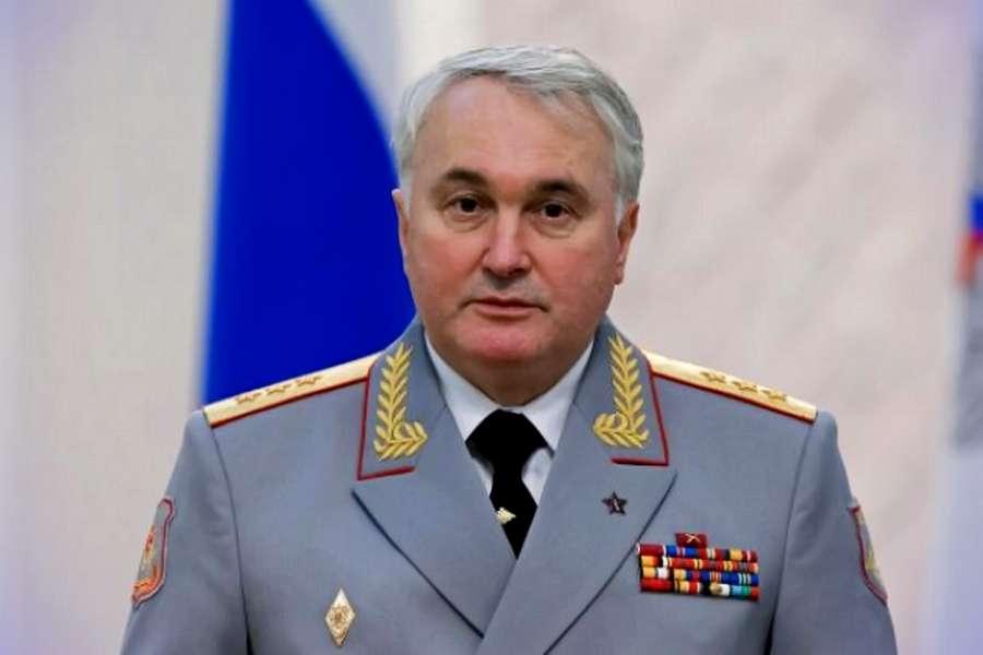генерал-полковник Андрей Валериевич Картаполов