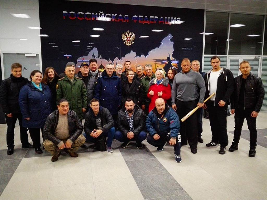 Кинодесант в Челябинске