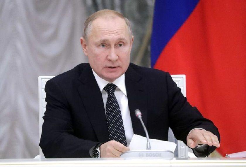 Путин В.В. фото ТАСС