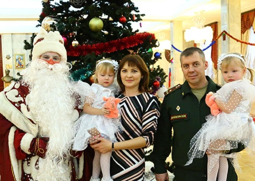 В Военной академии Генерального штаба ВС РФ