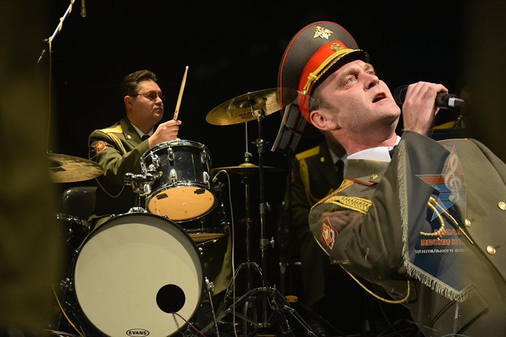 Ансамбль песни и пляски Центрального военного округа