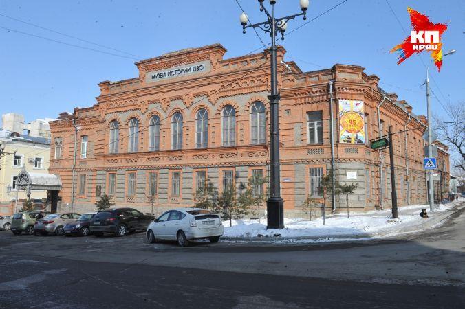 Военный музей Восточного военного округа