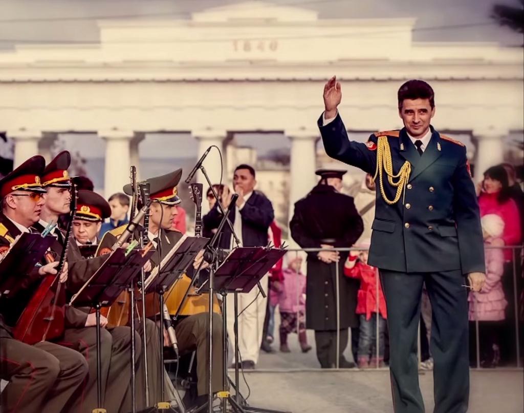 ансамбль российской армии им. Александрова