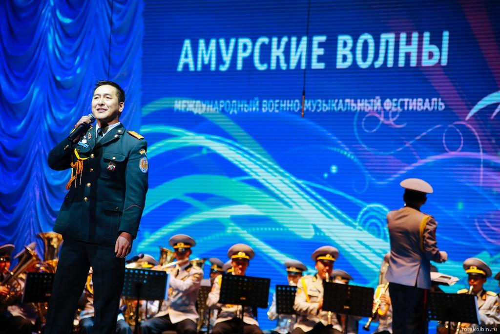 """международный фестиваль """"Амурские волны"""""""