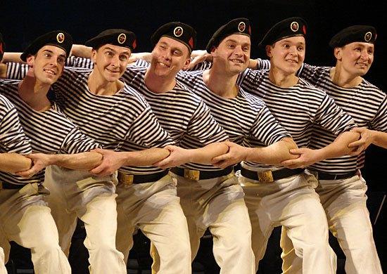 Ансамбль песни и пляски Черноморского флота