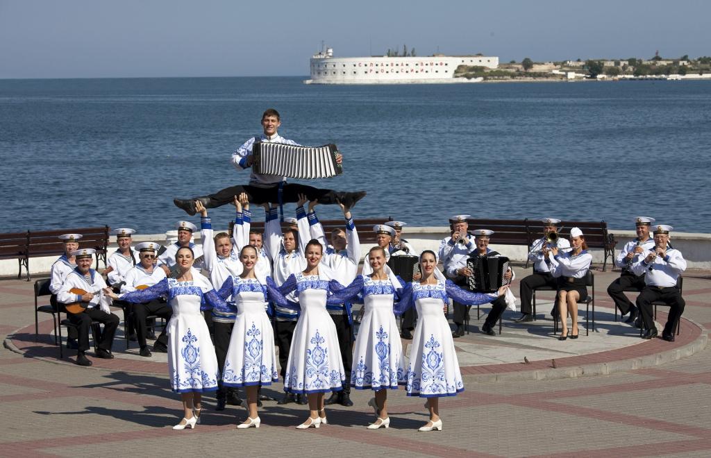 I Всероссийский фестиваль военно-патриотической песни «Крымская волна»