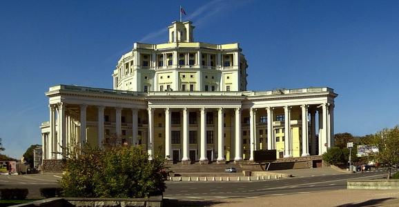 Театр российской армии отмечает 85-летие