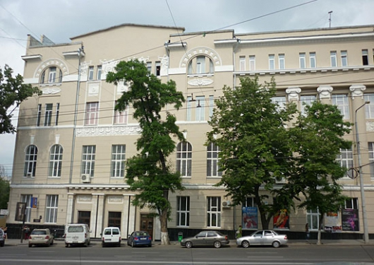 Доме офицеров ЮВО
