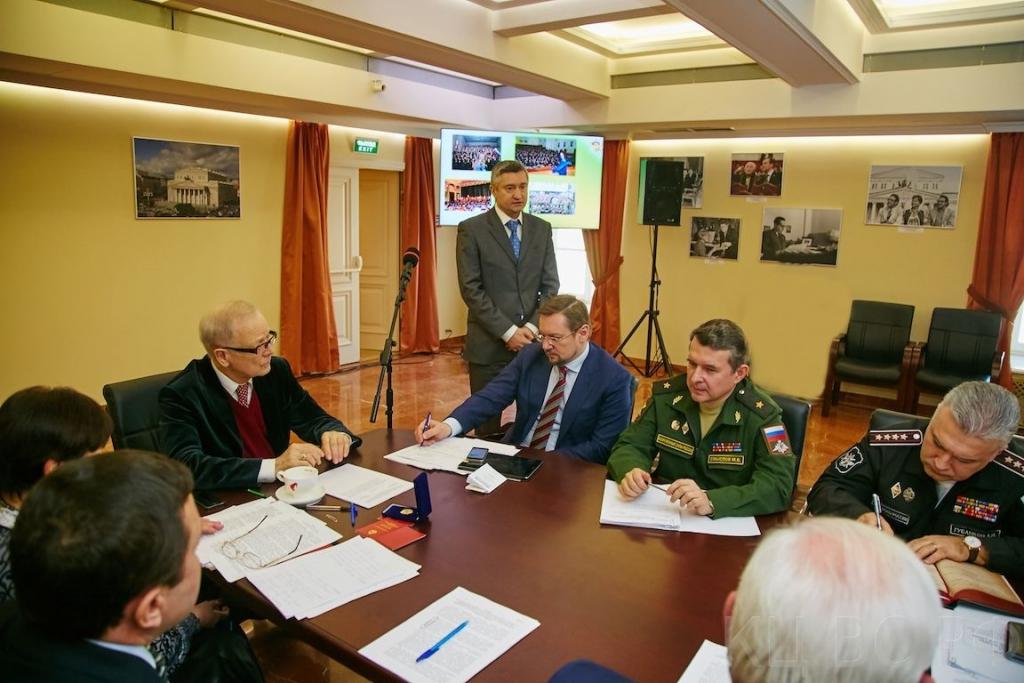 Совет Российского организационного комитета «Победа»
