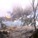 Ушедшие в небо: в Москве открыли диораму в честь подвига десантников 6-й роты в Аргунском ущелье