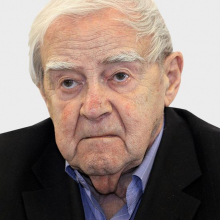 Даниил Гранин. Фото автора